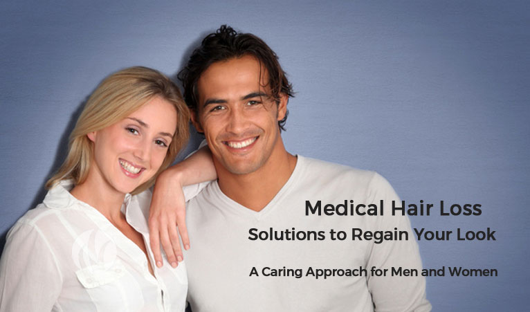 Medical Hair Loss Options - Pittsburgh, PA