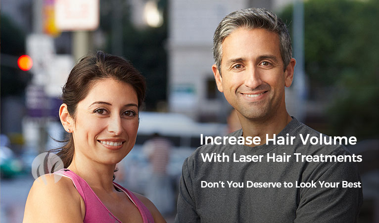 Male & Female Laser Hair Therapy Benefits - Pittsburgh, PA